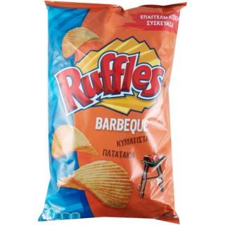Tasty |Ruffles|BBQ | 400g | 5 τμχ/κιβώτιο